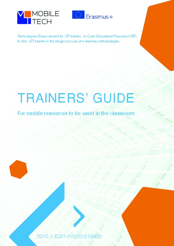 Mobile Tech Trainers guide English