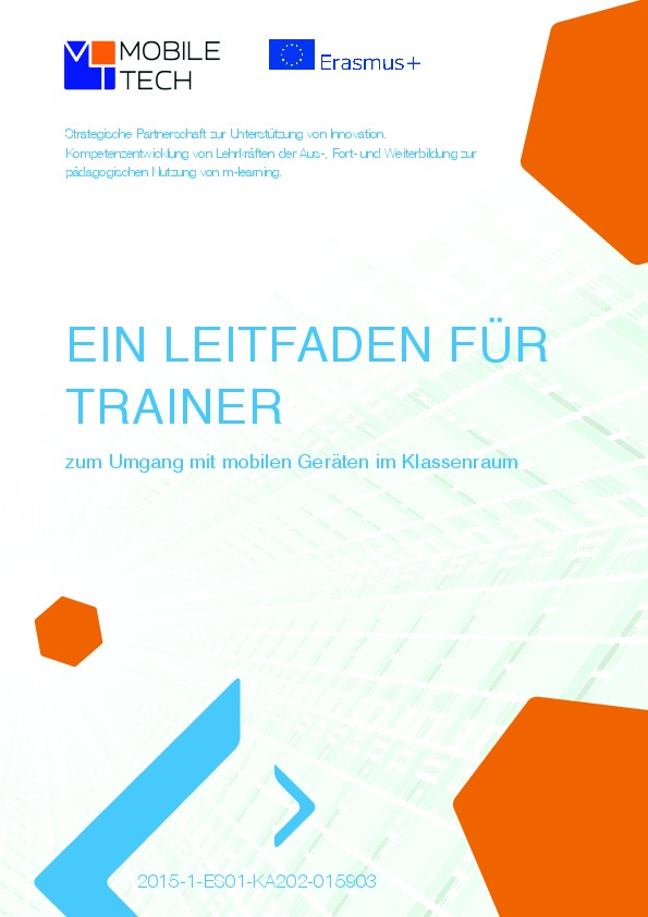 Mobile Tech Trainers guide German